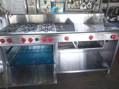 Imagen producto Equipo mobiliario para cocinas industriales 5