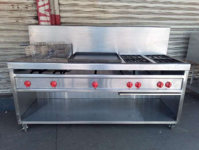 Imagen producto Equipo mobiliario para cocinas industriales 10