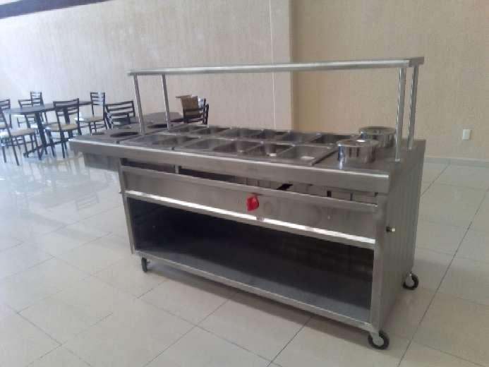 Imagen producto Equipo mobiliario para cocinas industriales 9