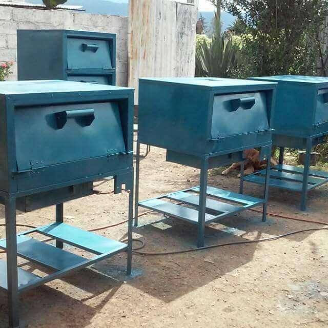 Imagen producto Muebles para taquerías y cocinas  2