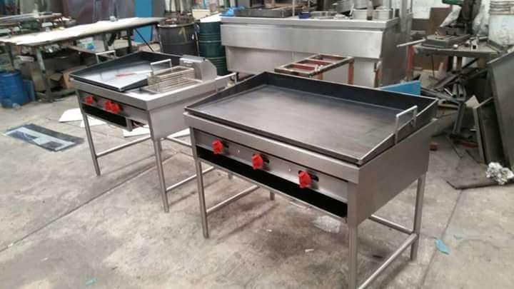Imagen producto Muebles para taquerías y cocinas  3