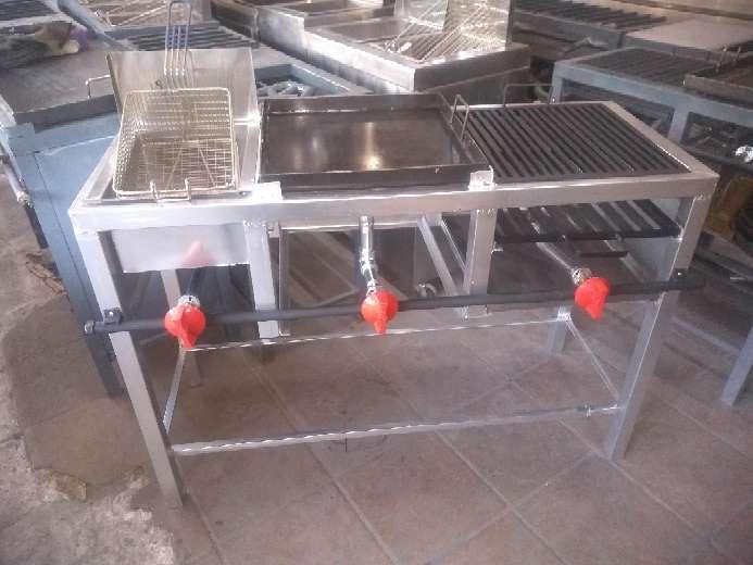 Imagen producto Muebles para taquerías y cocinas  4