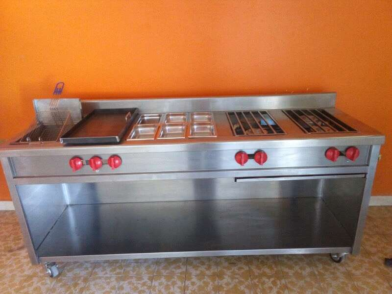 Imagen producto Muebles para taquerías y cocinas  10