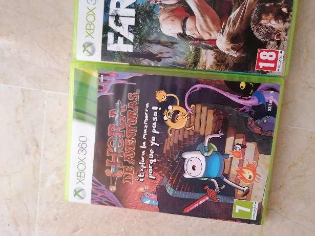 Imagen producto Set 4 juegos Xbox 360 5