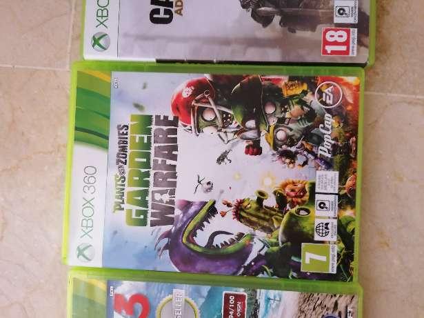 Imagen producto Set 4 juegos Xbox 360 3