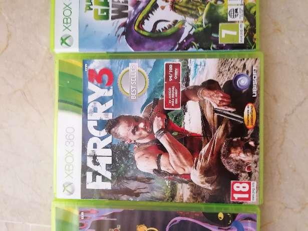 Imagen producto Set 4 juegos Xbox 360 4