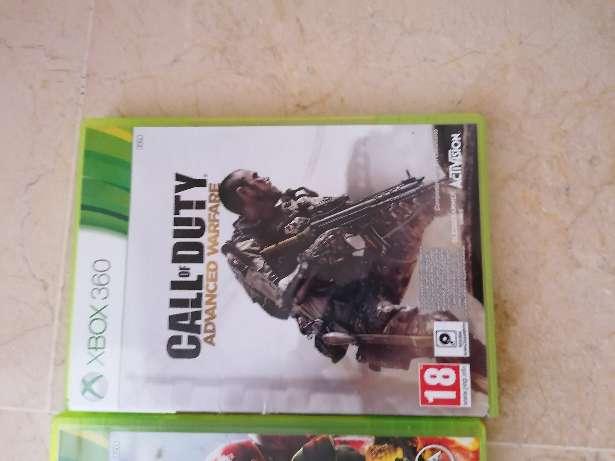 Imagen producto Set 4 juegos Xbox 360 2