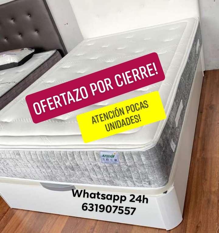 Imagen ofertas en colchones y canapes