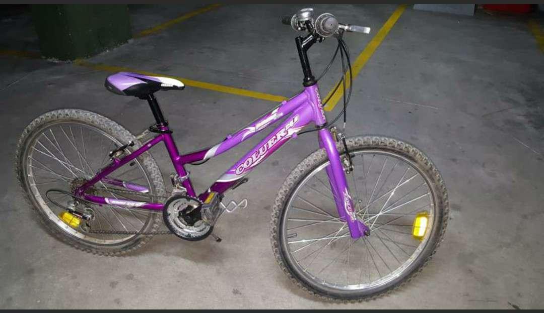 Imagen producto Bicicleta mediana niñ@ 2