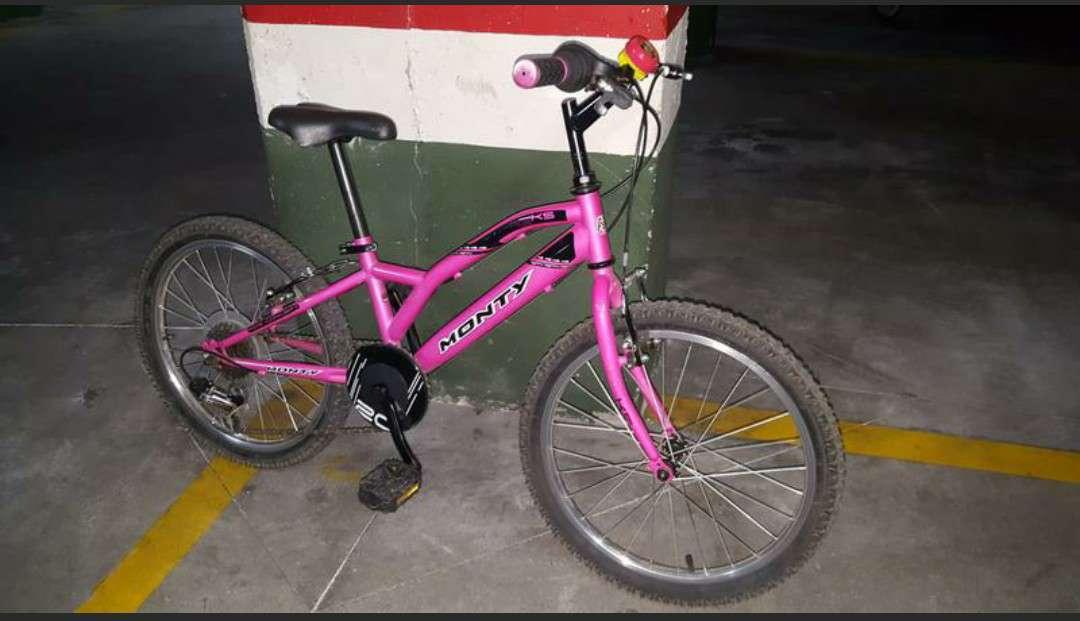 Imagen Bicicleta niñ@ 6-9 años