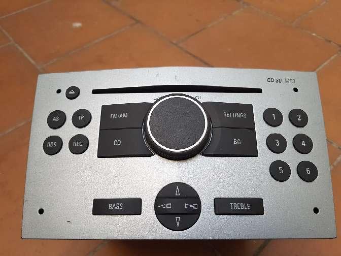 Imagen Radio cd con mp3 original Opel Astra H
