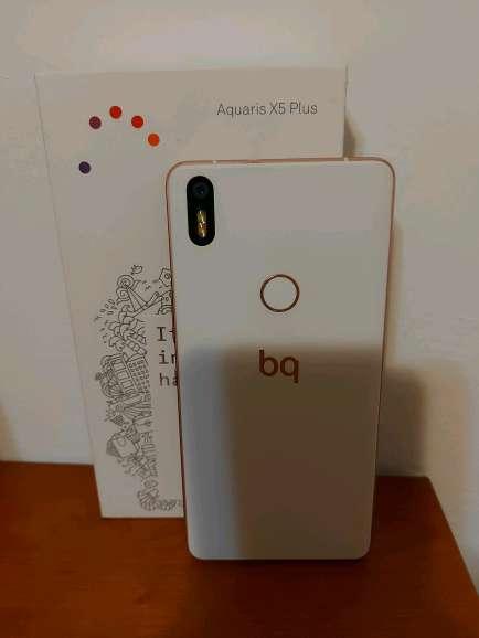 Imagen producto Bq aquaris X5 plus 2