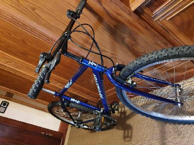 Imagen producto Bicicleta de 26 pulgadas casi nueva 120€ 2