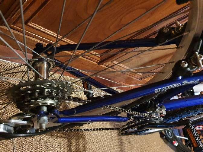 Imagen producto Bicicleta de 26 pulgadas casi nueva 120€ 3