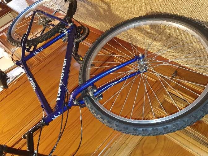 Imagen producto Bicicleta de 26 pulgadas casi nueva 120€ 10