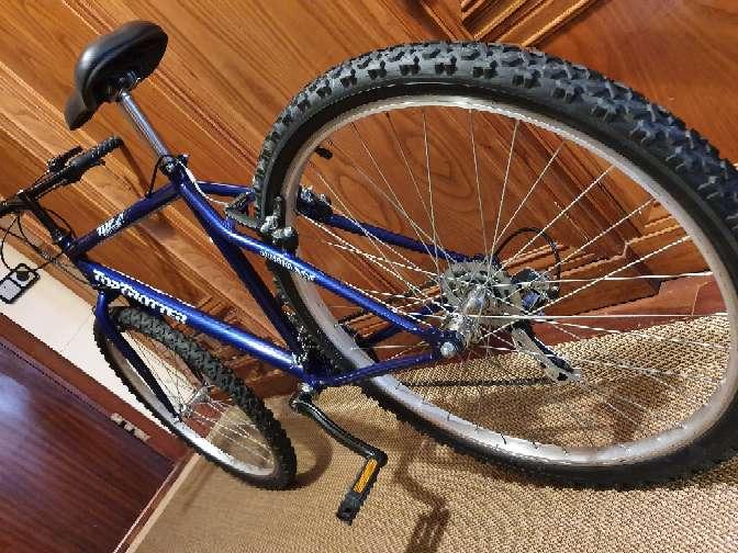 Imagen producto Bicicleta de 26 pulgadas casi nueva 120€ 9