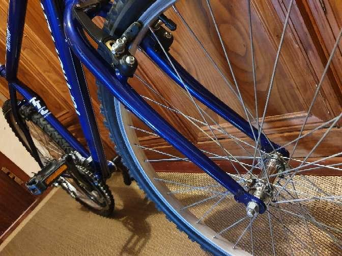 Imagen producto Bicicleta de 26 pulgadas casi nueva 120€ 4