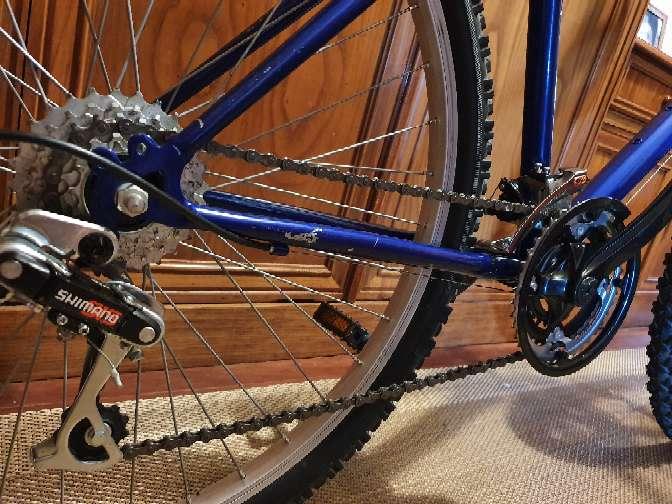 Imagen producto Bicicleta de 26 pulgadas casi nueva 120€ 5