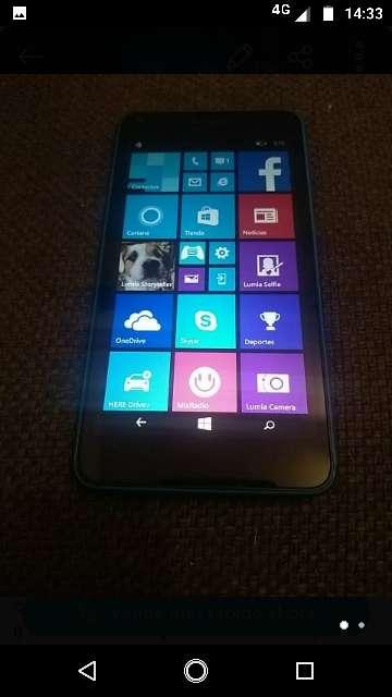 Imagen Movil Microsoft Lumia 640 LTE
