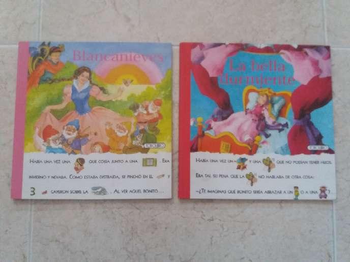 Imagen 2 Libros de princesas con pictogramas