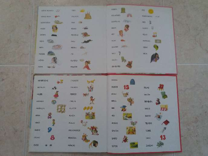 Imagen producto 2 Libros de princesas con pictogramas  4