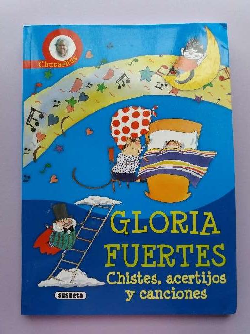 Imagen Chistes, acertijos y canciones de Gloria Fuertes