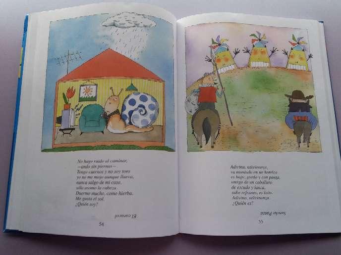 Imagen producto Chistes, acertijos y canciones de Gloria Fuertes 2