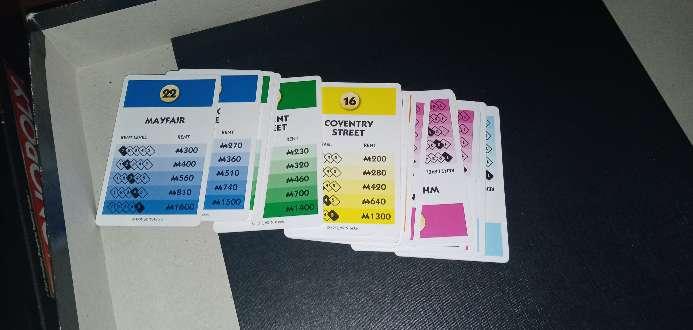 Imagen monopoly electronic banking