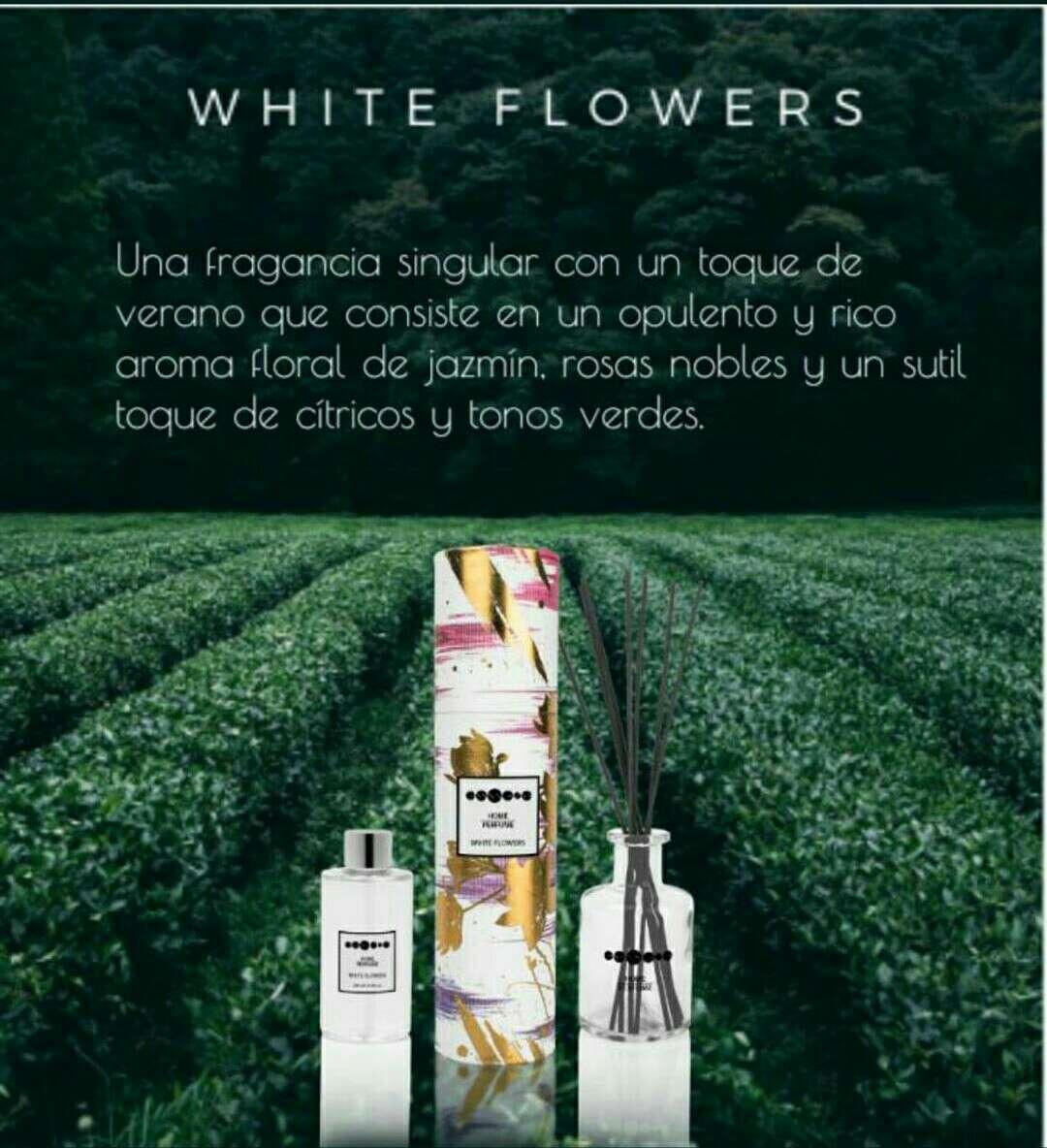 Imagen Set Ambientador White Flowers