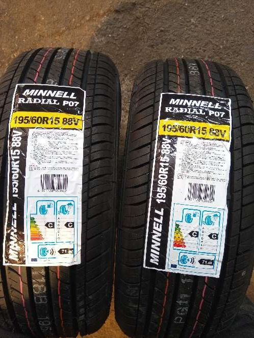 Imagen Neumáticos Minnell 195/60 R15 88V