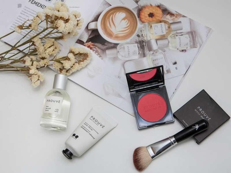 Imagen Maquillaje marca prouvé.