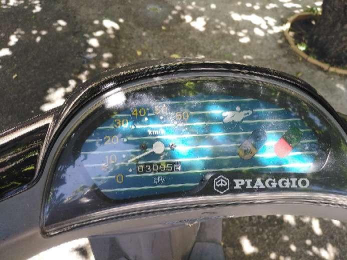 Imagen producto Piaggio zip 50 cc 2t 3
