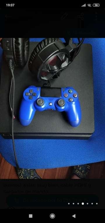 Imagen producto PS4 +mando 2