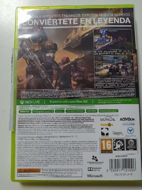 Imagen producto Destiny xbox 2