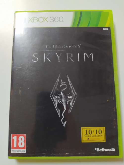 Imagen Skyrim Xbox