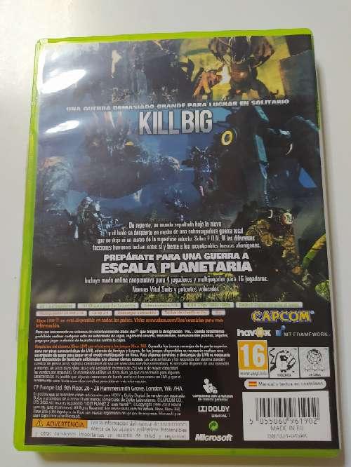 Imagen producto Lost Planet Xbox 2