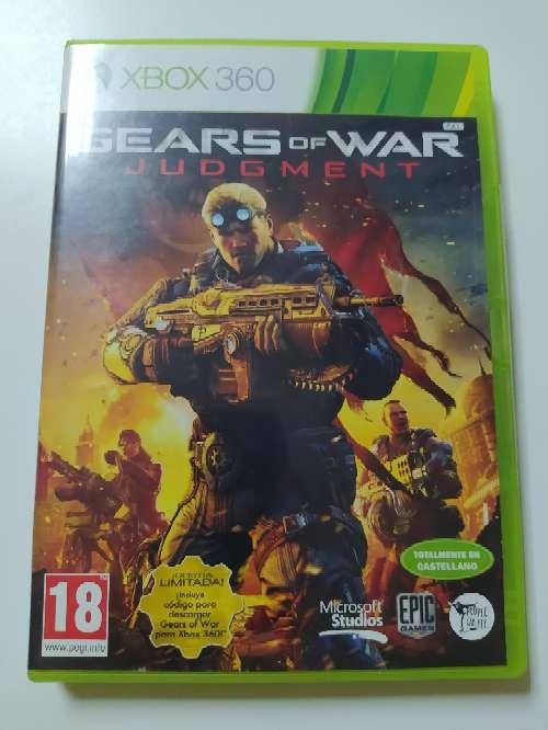 Imagen Gears of war Xbox