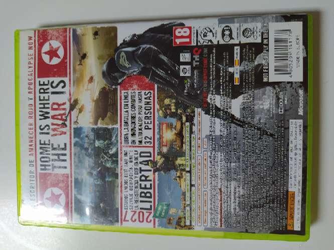 Imagen producto Homefront para Xbox 2