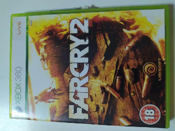 Imagen Farcry 2 para Xbox