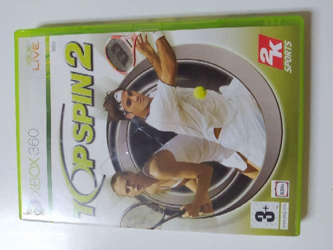 Imagen Top Spin 2 para Xbox