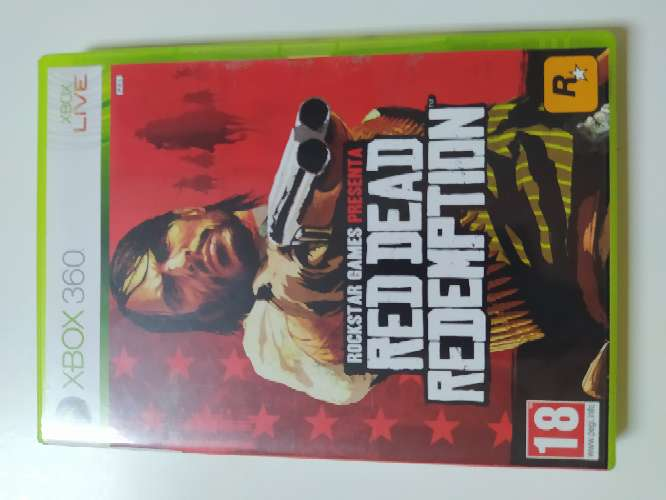 Imagen producto Red Dead Redemption para Xbox 1