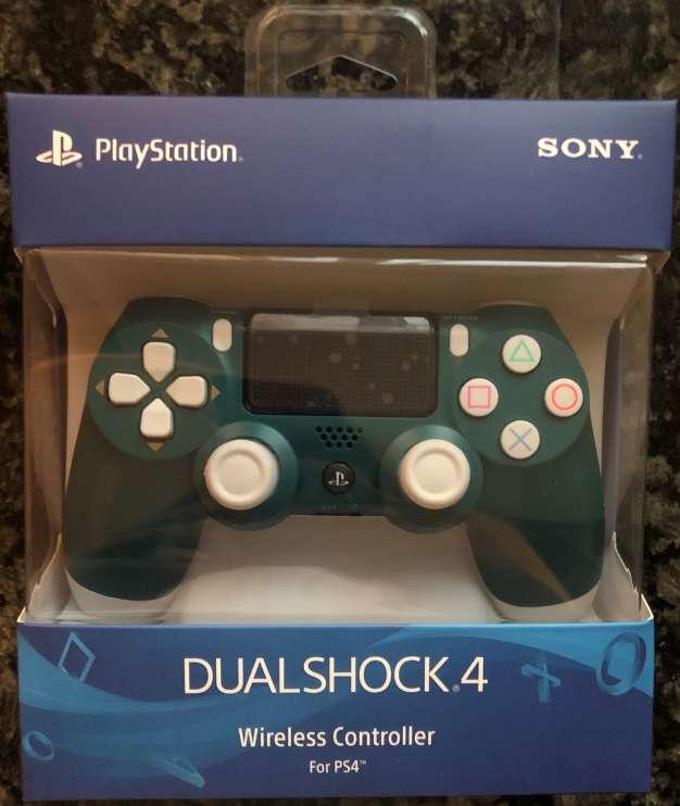 Imagen PS4 PlayStation 4 Controller, Alpine Green, NEW
