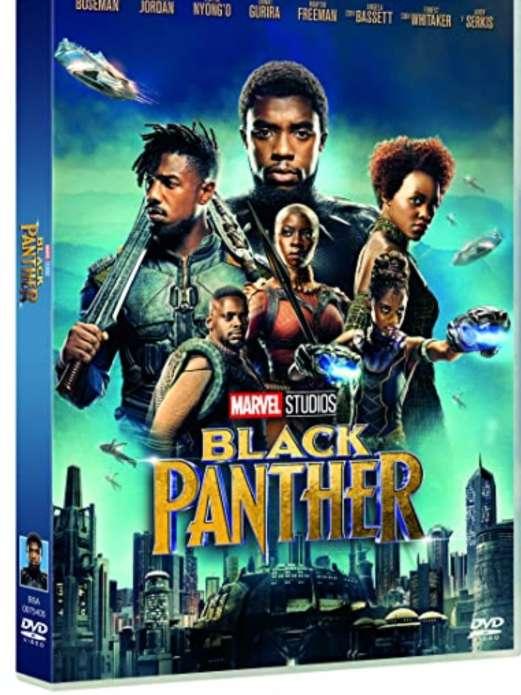 Imagen DVD Black Panther en perfecto estado