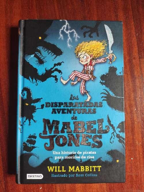 Imagen Las disparatadas aventuras de Mabel Jones