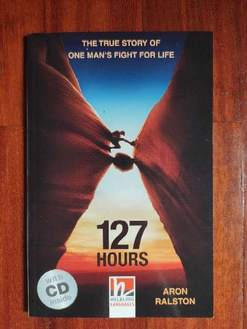 Imagen 127 hours book
