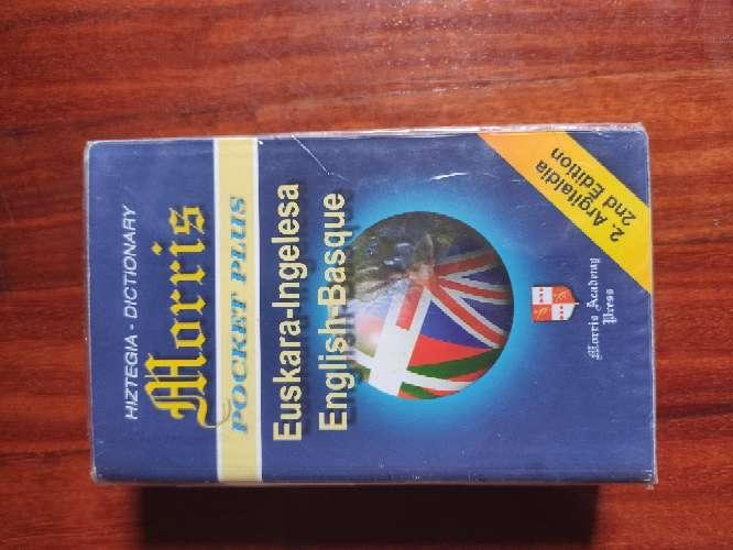 Imagen Diccionario Euskera-Ingles / Ingles-Euskera