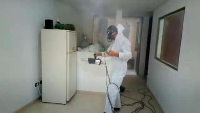 Imagen producto Desinfección a vapor de 5'generación. 4