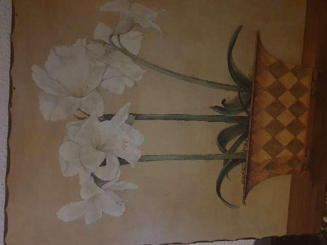 Imagen conjunto de dis cuadros en madera