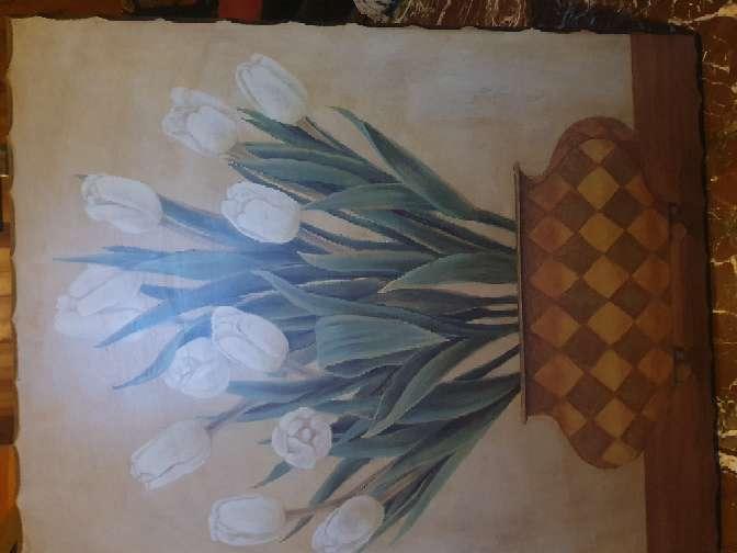 Imagen producto Conjunto de dis cuadros en madera 2
