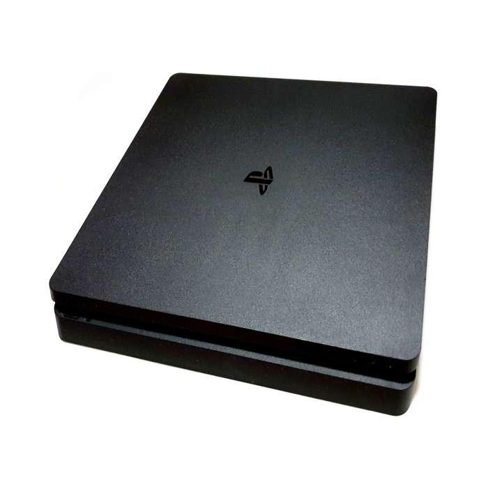 Imagen Videoconsola Play Station 4 Slim De 1 TB (1000 GB)